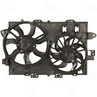 Dual Radiator and Condenser Fan Assembly-Rad / Cond Fan Assembly 4 Seasons 76166