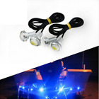 4x Blue LED Boat Light Silver Waterproof ForRXP-X 260 AMPHIBIANS QUADSKI