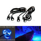 4x Blue LED Boat Light Waterproof 12v Deck For Malibu Wakesetter MasterCraft X