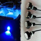 4x Blue LED Boat Light Waterproof 12v Deck Storage Kayak Bow Trailer bowrider