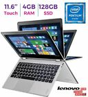 2017 Premium Lenovo Yoga 710 11.6 2-in-1 IPS Touchscreen (1920 x 1080) Laptop...