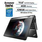 Lenovo Thinkpad High Performance Core M 5Y10 Laptop - 11.6-inch (1920x1080) U...