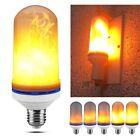 Opard LED Flame Effect Light Bulb E26 LED Flameless Flickering Emulation Vintage