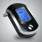 Digital LCD Display Police Breath Alcohol Tester Analyzer Detector Breathalyser