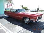1967 Cadillac DeVille  1967 Cadillac DeVille Convertible