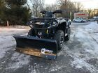 MINT  CAN AM OUTLANDER 1000,EPS,LOADED WITH AIR SUSPENSION , BRAND NEW PLOW,30HR