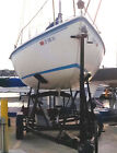 Capri 25 (Built by Catalina Yachts) w/Trail Rite Trailer, Nissan Outboard