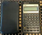 HP 17BII Financial Calculator with cover  **free shipping** 5129