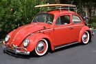 1960 Volkswagen Beetle-New Extremely Well Restored! 1960 Volkswagen Beetle Extremely Well Restored! 0 Red 2dr  Manual