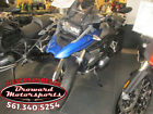 R-Series -- 2017 BMW R 1200 GS Rally Premium Lupin Blue / Light Grey Me