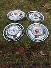 """1959 1960 1961 1962 1963 Studebaker  Wheel Cover Set Of Four Original 15"""""""