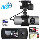 Camcorder Car DVR Camera Vehicle Driving Recorder Dash Cam With GPS G-Sensor
