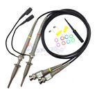 1 Pair Oscilloscope Scope Clip Probes Kit P6100 100MHz 1X/10X (FREE US SHIPPING)