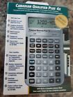 Calculated Industries Canadian Qualifier Plus 4x Real Estate Calculator