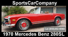 1970 Mercedes-Benz SL-Class  1970 MERCEDES BENZ 280SL ROADSTER SUPERB QUALITY INSIDE&OUT GREAT VALUE CALL NOW