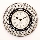 Wall Clock Large Home Modern Decor Handicraft  Round Design Vintage- 53