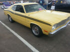 1973 Plymouth Duster  1973 plymouth 440 custom duster