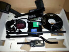 Whites DFX Spectrum E-Series Metal Detector. Eclipse 950 Coil NIB W/ Extras
