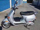2005 Vespa Piaggio ET4 150 CC Scooter
