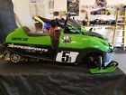 Arctic Cat ZR120 race sled