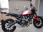"2017 Ducati ICON  2017 DUCATI SCRAMBLER ICON,  RED, ONLY 59 MILES!,   ""AS NEW"""