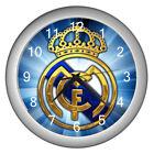 Real Madrid FC Food Ball wall clock
