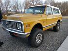 1972 Chevrolet Blazer  1972 Chevrolet K5 Blazer 350 4spd A/C 4x4