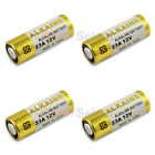 4 PACK NEW Battery VR22 L1028 A23 23A 23AE A23BP MN21 MN23 21/23 US Seller HOT!