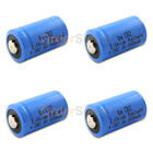 4X NEW Battery Lithium Photo Camera Flashlight 800mAh 3V CR2 CR-2 US Seller HOT!