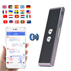 Bluetooth Instant Voice Translator 30+ Languages Two-Way Interactive Translation