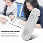 Bluetooth Wireless Smart 2Way Real Time English-Chinese Instant Voice Translator