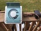 Sony ICF-CD855V Dream Machine TV/Weather/FM/AM 4 Band CD Clock Radio