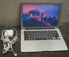 Apple Macbook Air 13-inch Mid 2013 1.3ghz Core i5 4GB DDR3 Ram 128GB HD