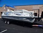 2015 JC Tri Toon 25' 115HP Yamaha 4-Stroke & Trailer. LOADED! SHIPPING AVAILABLE