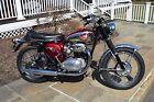 1966 BSA Thunderbolt 650  1966 BSA Thunderbolt / Lightning A65L 650 (Only 3900 original miles)