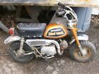 1974 honda z50 mini trail bike monkey other 49cc rare vintage gold no reserve 50