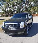 2008 Cadillac Escalade  2008 Cadillac Escalade Black Clean Condition