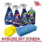 8 Pc. Interior Exterior Car Detailing Kit Care Cleaning Polishing Body Buff Wax
