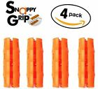 New Snappy Grip 15 in x 15in x 15 in Ergonomic Replacement Bucket Handles 4 Pack