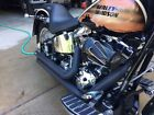 2001 Harley-Davidson Softail  2001 Fuel Injected Harley Fatboy Special Army Edition #51/250