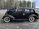 1937 Packard Model 115-C  1937 Packard  Touring Sedan