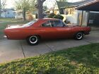 1968 Plymouth Road Runner  1968 Plymouth Roadrunner