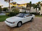1991 Infiniti M30  1991 INFINITI M30 CONVERTIBLE EXCELLENT CONDITIONS