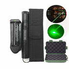 10Miles 532nm 301 Green Laser Pointer Lazer Pen Visible Beam Light+18650+Charger