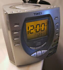 Timex Nature Sounds Clock Radio with Digital Tuning White Noise Machine T611T