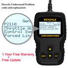 VETOMILE VT127 Universal JOBD OBD2 EOBD Diagnostic Auto Scanner Code Reader US