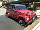1973 Volkswagen Thing base 1973 VW Thing No Reserve