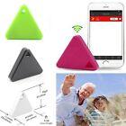 Smart Ultra-thin Triangle Mini GPS Locator Alarm for Child Phone Wallet