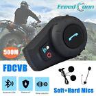 Bluetooth Intercom Communication System BT Motorcycle Helmet Interphone Headsets