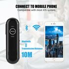 Pocket Bluetooth& Wi-Fi Smart Chinese-English Two-Way Real Time Voice Translator
